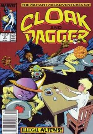 Mutant Misadventures of Cloak and Dagger (1988-1991)#2