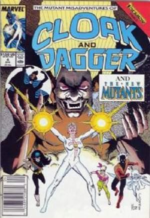 Mutant Misadventures of Cloak and Dagger (1988-1991)#4