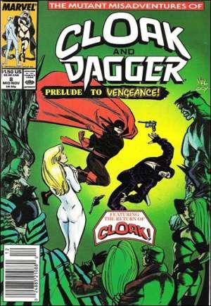 Mutant Misadventures of Cloak and Dagger (1988-1991)#8