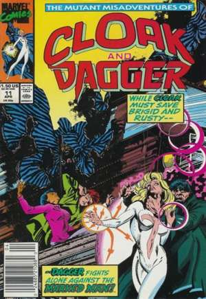 Mutant Misadventures of Cloak and Dagger (1988-1991)#11