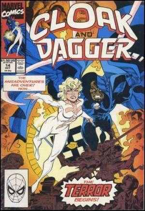 Mutant Misadventures of Cloak and Dagger (1988-1991)#14