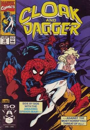 Mutant Misadventures of Cloak and Dagger (1988-1991)#16