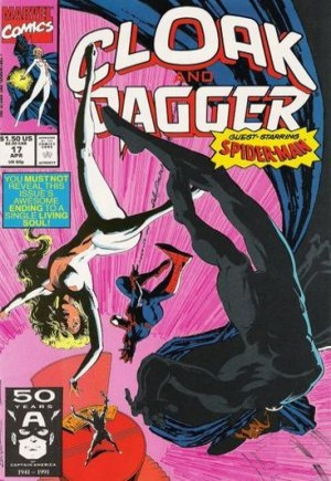 Mutant Misadventures of Cloak and Dagger (1988-1991) #17