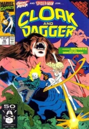 Mutant Misadventures of Cloak and Dagger (1988-1991)#18