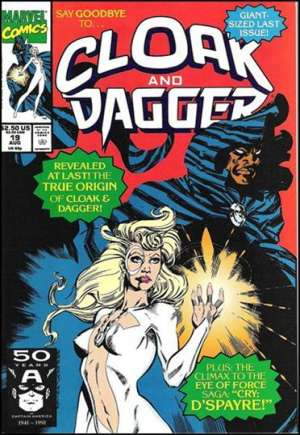 Mutant Misadventures of Cloak and Dagger (1988-1991)#19