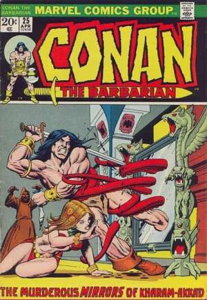 Conan the Barbarian (1970-1993)#25