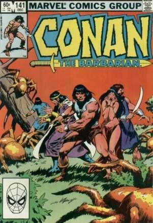 Conan the Barbarian (1970-1993)#141B