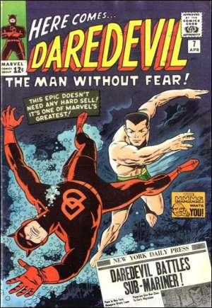 Daredevil (1964-1998)#7