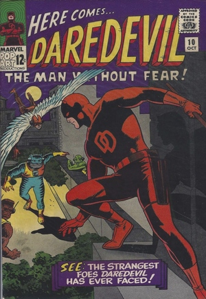 Daredevil (1964-1998)#10