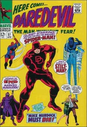 Daredevil (1964-1998)#27