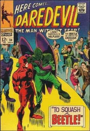 Daredevil (1964-1998)#34