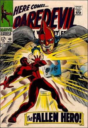 Daredevil (1964-1998)#40