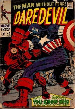 Daredevil (1964-1998)#43