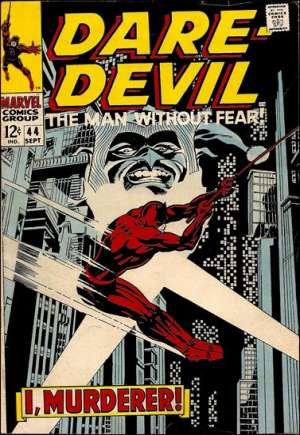 Daredevil (1964-1998)#44