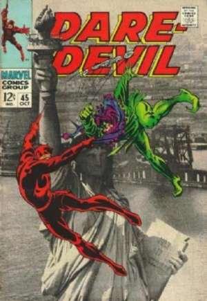 Daredevil (1964-1998)#45