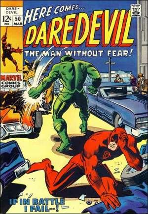 Daredevil (1964-1998)#50