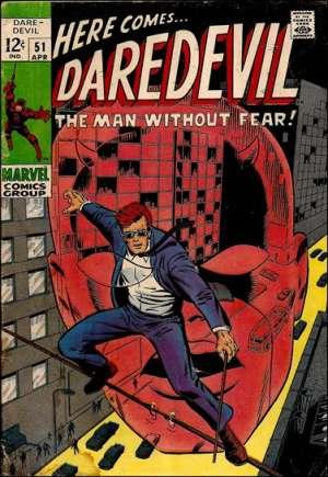 Daredevil (1964-1998)#51
