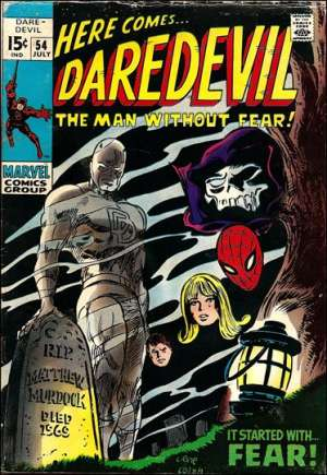 Daredevil (1964-1998)#54