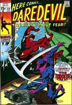 Daredevil (1964-1998)#59