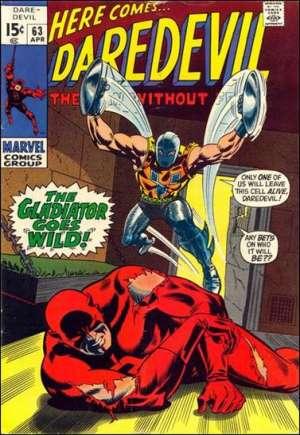 Daredevil (1964-1998)#63