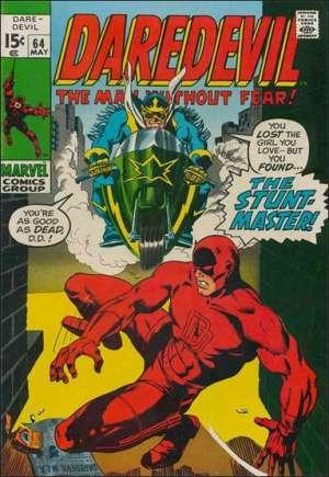 Daredevil (1964-1998)#64