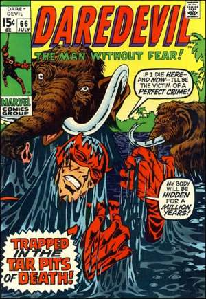 Daredevil (1964-1998)#66