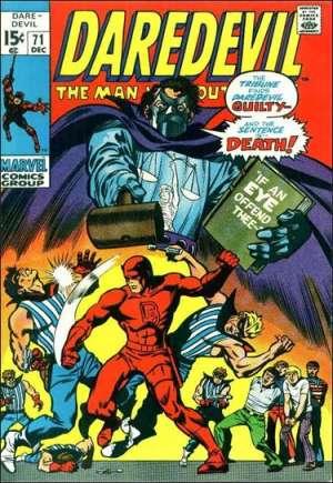 Daredevil (1964-1998)#71