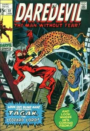 Daredevil (1964-1998)#72