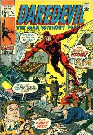 Daredevil (1964-1998)#74