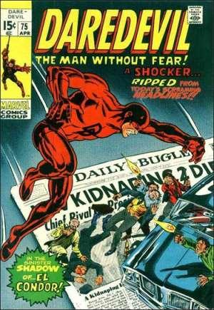 Daredevil (1964-1998)#75