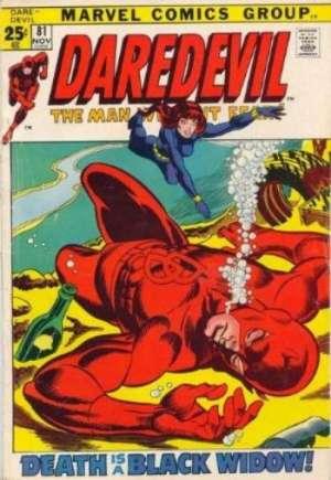 Daredevil (1964-1998)#81A