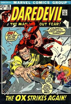 Daredevil (1964-1998)#86