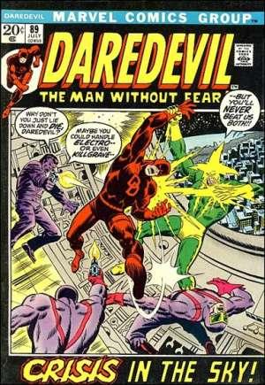 Daredevil (1964-1998)#89