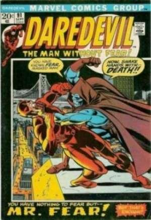 Daredevil (1964-1998)#91