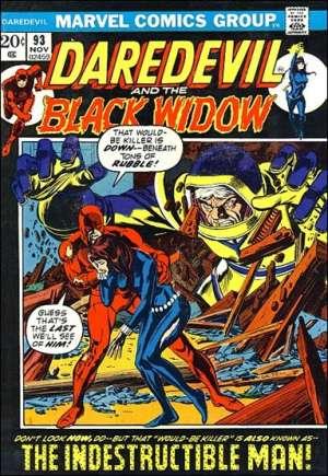 Daredevil (1964-1998)#93