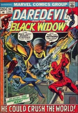 Daredevil (1964-1998)#94