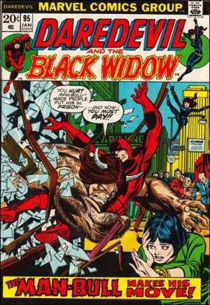 Daredevil (1964-1998)#95