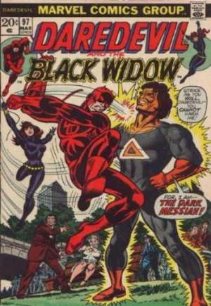 Daredevil (1964-1998)#97