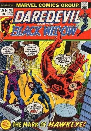 Daredevil (1964-1998)#99
