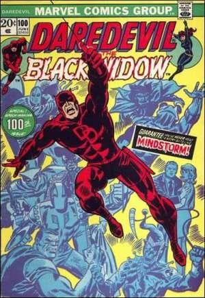 Daredevil (1964-1998)#100