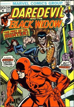 Daredevil (1964-1998)#104