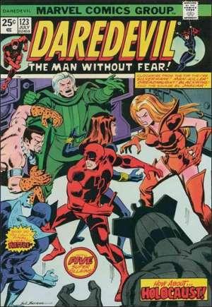 Daredevil (1964-1998)#123