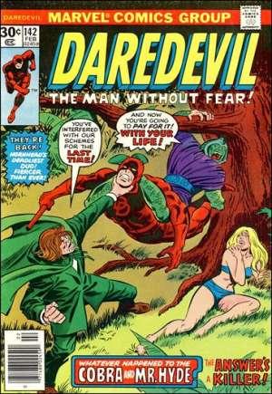 Daredevil (1964-1998)#142