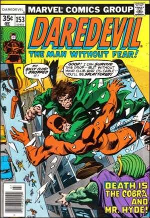 Daredevil (1964-1998)#153