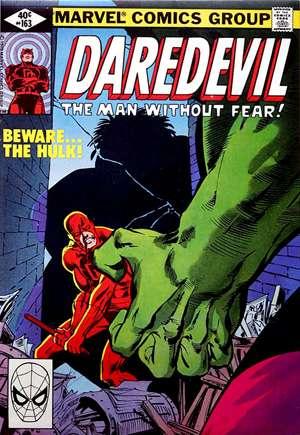 Daredevil (1964-1998)#163B