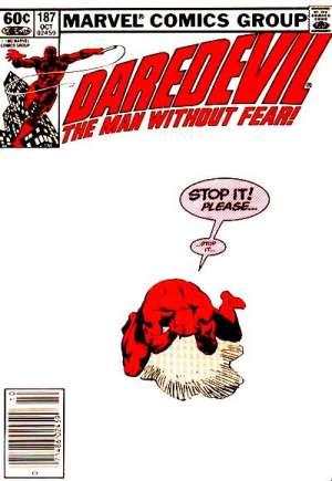 Daredevil (1964-1998)#187A