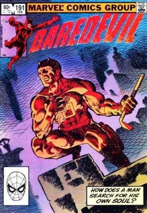 Daredevil (1964-1998)#191B