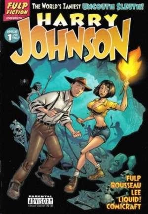 Harry Johnson (2004)#1A