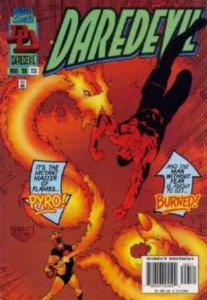 Daredevil (1964-1998)#355B