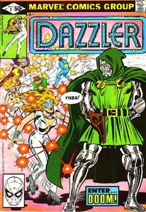 Dazzler (1981-1986)#3B